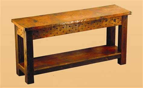 Copper Sofa Table Don T Miss This Deal On Deco 79 54734 Copper Sofa Table