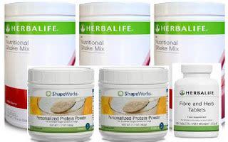 Teh Herbalife Murah paket lebih cepat naik berat badan