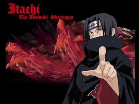 naruto music themes itachi theme youtube