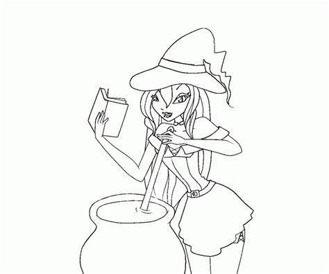 christmas witch coloring page witch coloring page coloring home