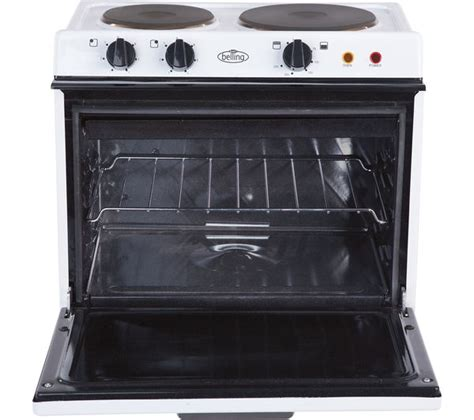 table top cooker buy belling baby 121r electric tabletop cooker white