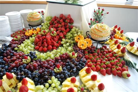 Fruit Table by Fruit Tables Simplydelicious Fruit