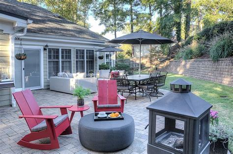 room and board atlanta outdoor decorating tips from the experts at room board