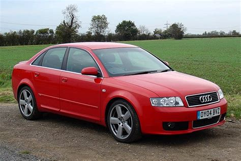 Audi A4 Price Used by Audi A4 Saloon From 2000 Used Prices Parkers