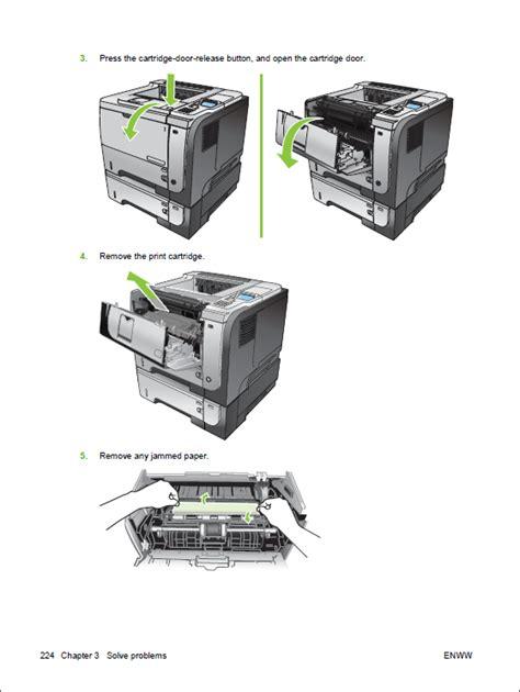 Hp Laserjet P3010 Service Manual