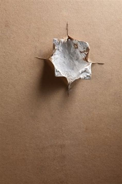 repairing  hole  drywall thriftyfun