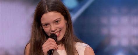 nina de  anos hizo una notable interpretacion  lo janis joplin en americas  talent