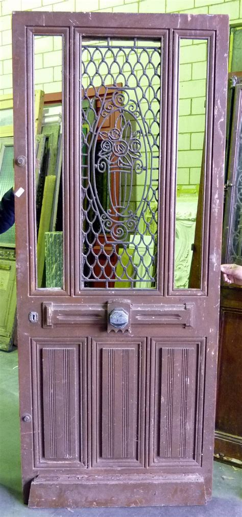 french art deco door miguel meirelles antiques