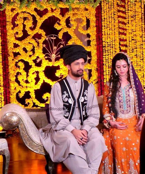 Home Decor Design Pk by Atif Aslam Wedding Pictures 4 Koolmuzone