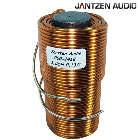 large inductor value jantzen iron coils hifi collective
