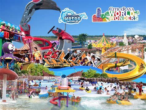 Paket Wow 6 elvira vacation tour organizer paket world of plus