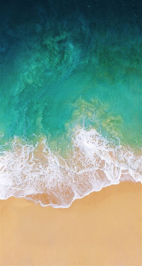 the real ios 11 wallpaper for iphone iclarified
