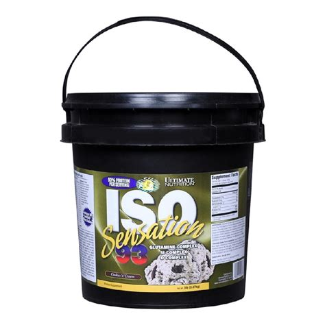 Iso Sensation 93 Ultimate Nutrition 5 Lbs buy ultimate nutrition iso sensation 93 5 lbs at lowest
