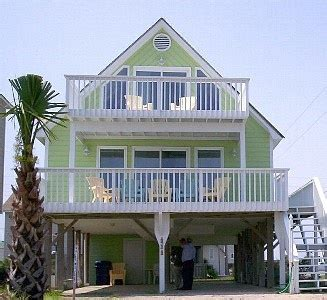 Topsail Beach House Rental Quot The Dolphin View Quot At Topsail Topsail Rental Houses