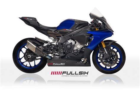 Yamaha Xabre Black Edition Carbon fullsix yamaha yzf r1 carbon fibre belly pan conquest carbon