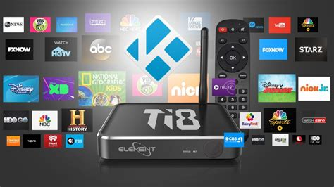 kodi android app kodi android tv box review element ti5
