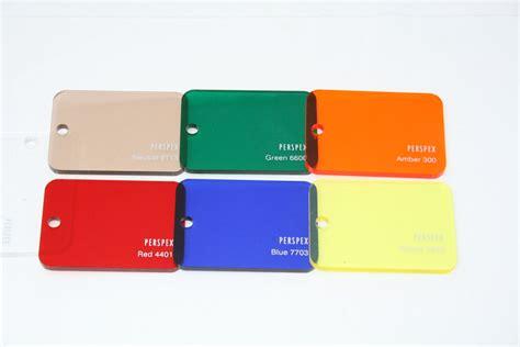 Acrylic F4 Akrilik F4 transparent coloured acrylic sheets southern acrylics
