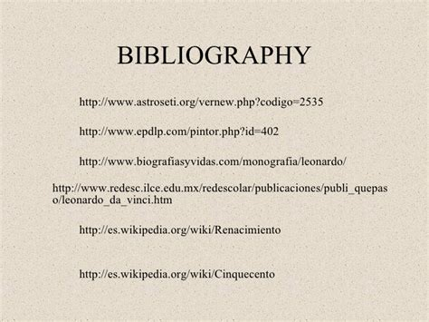 leonardo da vinci biography citation leonardo da vinci