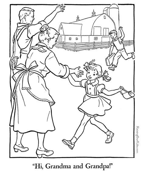 printable coloring pages for grandma grandparents day printable coloring pages let s celebrate