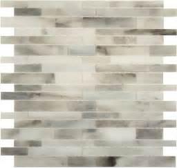 hirsch random bricks grey glass random bricks tile glossy