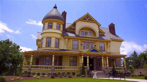 queen anne style homes queen anne style house history youtube