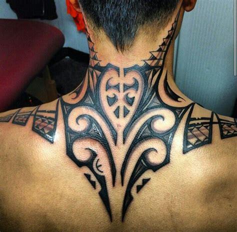 polynesian back tattoo so amazing polynesian tattoos