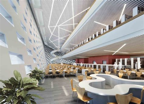 university design proposal gallery of hebei university library winning proposal