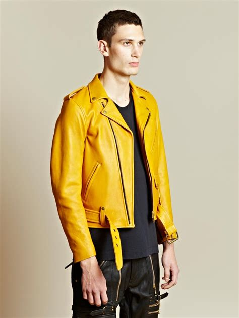 yellow motorcycle jacket 17 best images about yellow jackets on pinterest linen