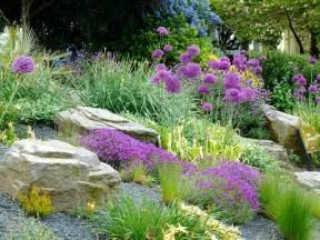 Rock Garden Flowers Rock Gardens Creative Landscapes Inc