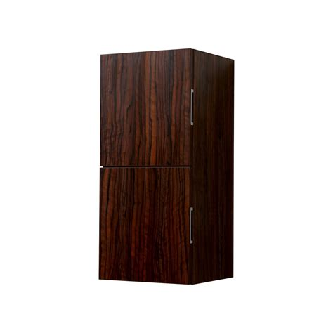 bathroom linen side cabinet bathroom walnut linen side cabinet w 2 storage areas