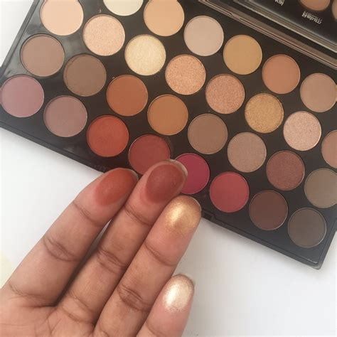 Eyeshadow Revolution makeup revolution flawless 3 palette image from