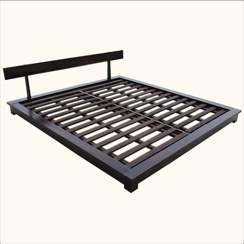 extra large twin bed contemporary solid wood platform twin extra large