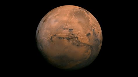 image mars planets space black background