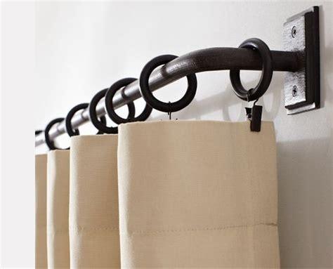 Ballard Designs Shower Curtain curtain rod clip rings best home design 2018