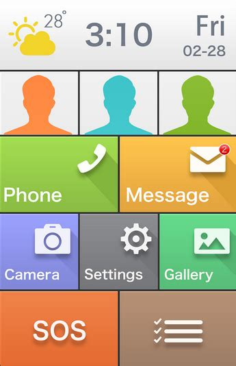 best simple android launcher 5 best simple android launchers for seniors