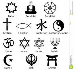 the gallery for gt major religious symbols of the world