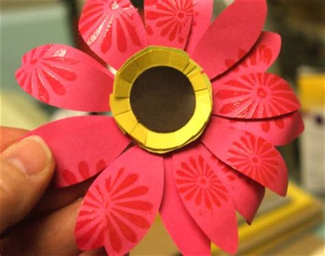 How To Make Flowers Out Of Paper - out paper flowers paper source paper