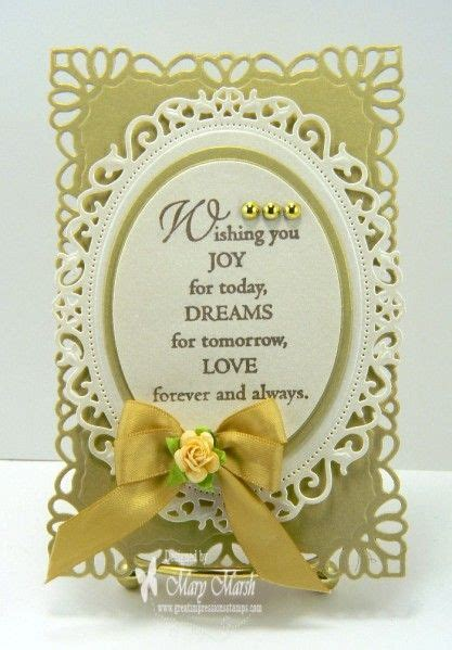 Wedding Anniversary Card Verses by 315 Best Wedding Cards Images On