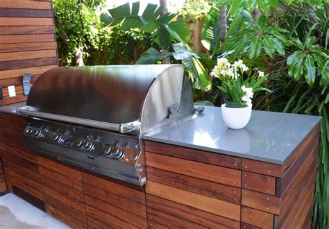 outdoor kitchen cupboard outdoor kitchen cabinets landscaping network