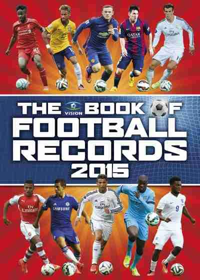 the vision book of football records 2015 newsouth books