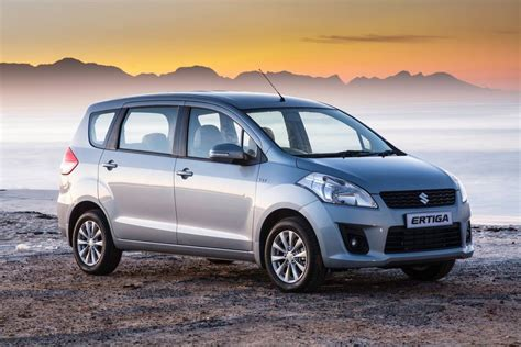 Suzuki Price South Africa Suzuki Ertiga Launched In The Uae At Aed 49 900