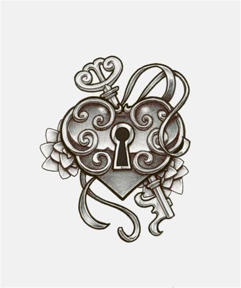 heart shaped locket tattoo designs lovely locket by cbader on deviantart