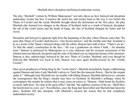 macbeth themes loyalty macbeth essay loyalty iopsnceiop web fc2 com