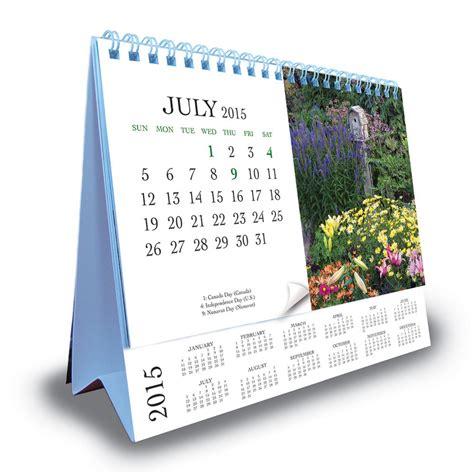 desktop calendar design exles promotional desk spiral calendars brandstik