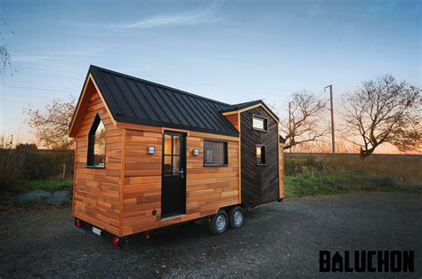 tiny house on wheels calypso tiny house on wheels by baluchon