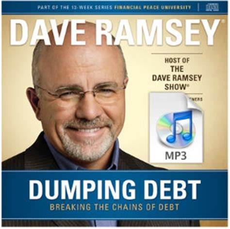 Dave Ramsey Meme - free audio download quot dumping debt quot by dave ramsey money