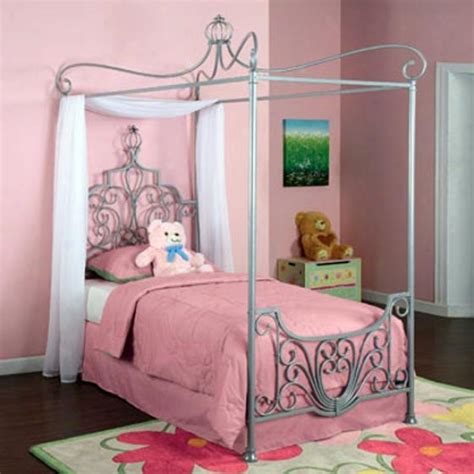 Princess Toddler Bed With Canopy Sweet Dreams Sign Home Decorations Smart Shop Buy Dot