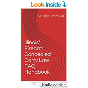 Illinois Gift Card Law - illinois firearm concealed carry law faq handbook ebook esquire 2 kindle edition