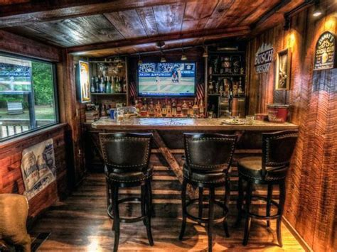 Bar Shed Designs by 50 Pub Shed Bar Ideas For Cool Backyard Retreat Designs