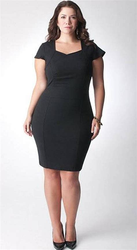 simple  size  black dresses syning pinterest